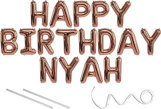 Best happy birthday nyah Reviews