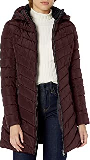 Women's Long Puffer Coat
