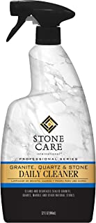 Stone Care International Granite Cleaner - 32 Fluid Ounces Granite Quartz Tile Travertine Limestone Slate Clean
