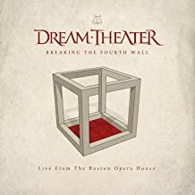 Dream-Theater: Breaking The Fourth Wall - Live From The Boston Opera House