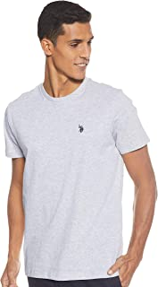U.S. Polo Assn. Men`s Crew Neck Small Pony T-Shirt