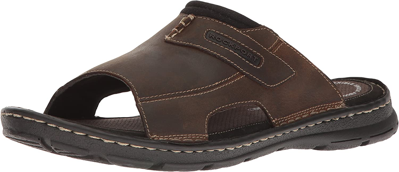Rockport - Herren Herren Darwyn Slide 2 Schuhe  billiger Großhandel