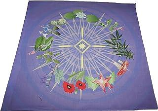 Altar Cloth or Tarot Cloth - Shaman's Botany