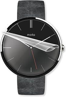 Screenshield skyddsfolie med livstidsgaranti för Motorola Moto 360