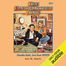 Claudia Kishi, Live from WSTO!: The Baby-Sitters Club, Book 85