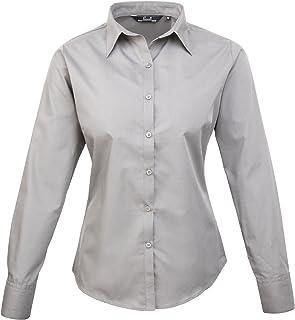 newest 98482 45560 Amazon.it: Argento - Bluse e camicie / T-shirt, top e bluse ...