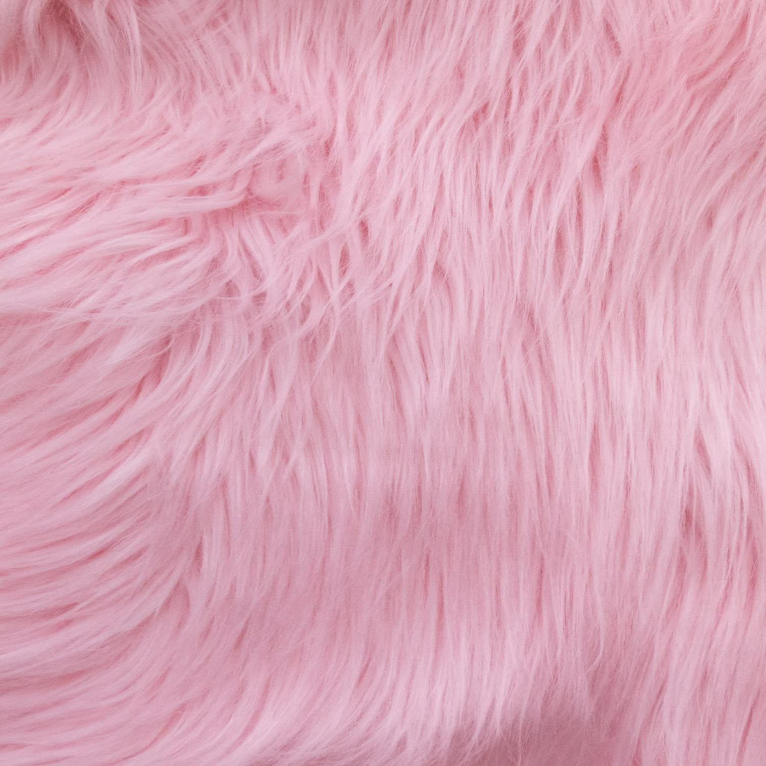 Faux Fake Fur Solid Bonded Shag 60 Yard by Inch The Jacksonville Super-cheap Mall F.E. Fabric