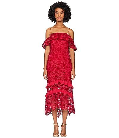 Rachel Zoe Poppy Dress (Azalea) Women