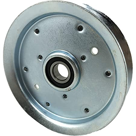 "Walker 5245 Replacement Flat Idler Pulley 3//8/""X 3-1//4/"" For Walker Model MT"