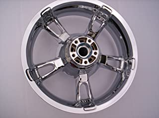 Harley Street Glide Enforcer Rear Wheel Chrome 2014-19