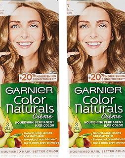 Garnier Color Naturals Crème Twin Pack, 7 Blonde,110 ml