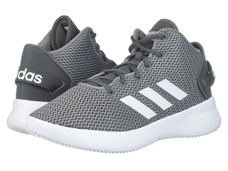 adidas Cloudfoam Refresh Mid (Grey Five/White/Grey Three) Men