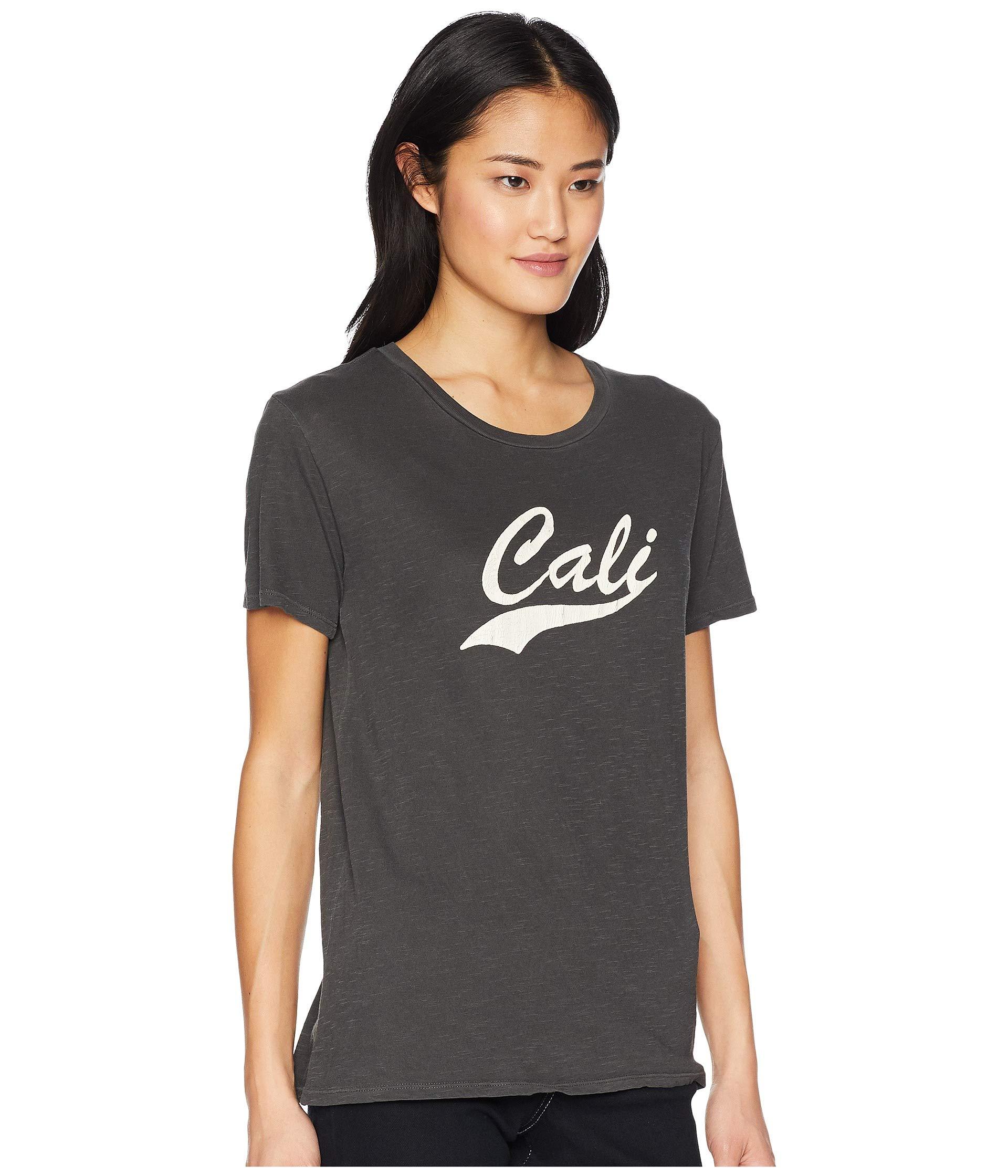 Vibes Billabong Cali black T shirt Off xOqZA8wqY