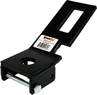 RanchEx 102085 Drawbar Lock - Prevents Drawbar On 3-Point Hitch From Rotating, Cat 1, Black