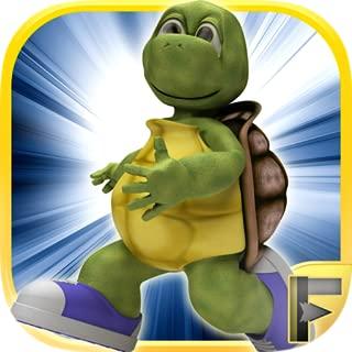 Superhero Turtle 3D Runner Adventure - Escape The City Ninjas