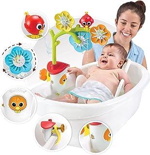 Yookidoo 40158 Spin 'N' Sprinkle Bath Toy, Multi