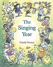 The الغناء السنة: songbook و CD لماكينة الغناء مع أطفال صغار السن (والمهرجانات ضغط جنية (الزعرور البري))