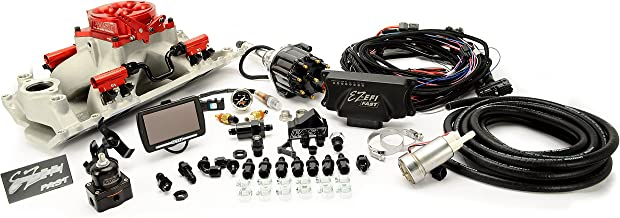 FAST 30411-10T EZ 2.0 BBC Multiport EFI Kit w/Distributor and 1,000 HP in-Tank Fuel Pump