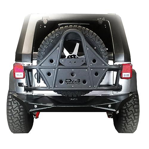 Jeep Tire Carrier Amazoncom