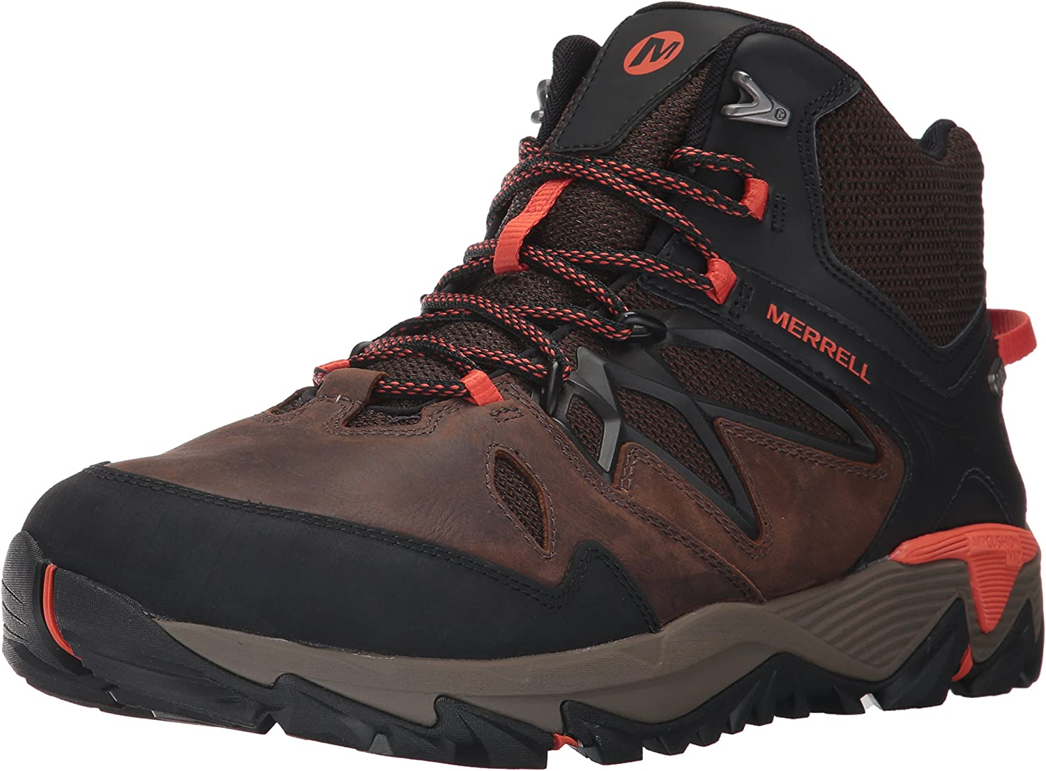 Merrell Men's tutti Out Blaze 2 Mid Waterproof Hire avvio, Clay, 9.5 M US
