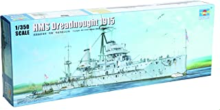 Trumpeter HMS Dreadnought WWI British Batteship 1915 (1/350 Scale)