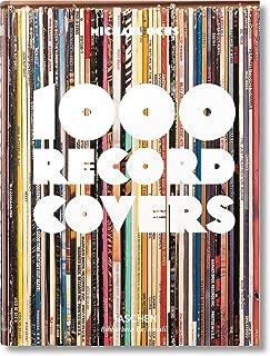 1000 Record Covers (Bibliotheca Universalis)--multilingual