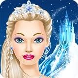 Salone della regina del ghiaccio: Spa, gioco...