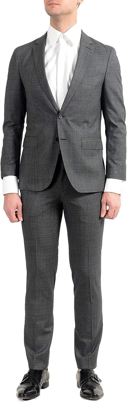 Hugo Boss Novan6/Ben2 Men's 100% Wool