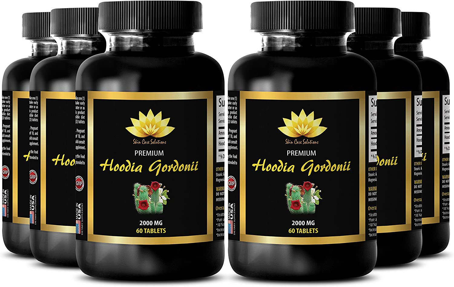 Belly Fat Import Burner Pills for Women - 2000m Extract HOODIA GORDONII Max 59% OFF