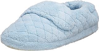 Acorn Women's Spa Wrap Slipper,Powder Blue,Medium Wide/6.5-7.5 C(D) US