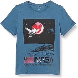 NAME IT Nkmnasa Obert SS Top NAS Camiseta para Niños