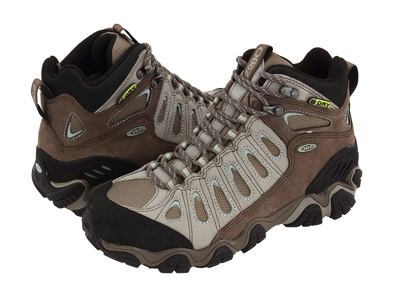 Oboz Sawtooth Mid BDryAtmospheric grades have affordable shoes