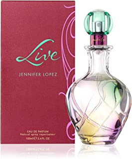 Live Jennifer Lopez for Women 3.4 oz Eau de Parfum Spray