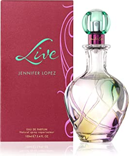 Jennifer Lopez Live Edp for Women 3.4 Oz/ 100 Ml - Spr, 3.4 Fl Oz (JLO8080)