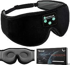 Sponsored Ad - Sleep Headphones Bluetooth 3D Eye Mask, Boodlab 3D Wireless Sleeping Headphones Sleep Mask with Ultra-Thin ...