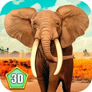 African Elephant Simulator 3D