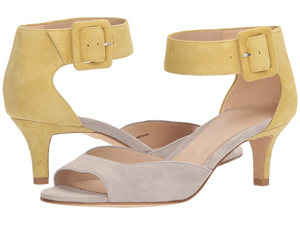 Pelle Moda Berlin (Cloud/Chartreuse) High Heels