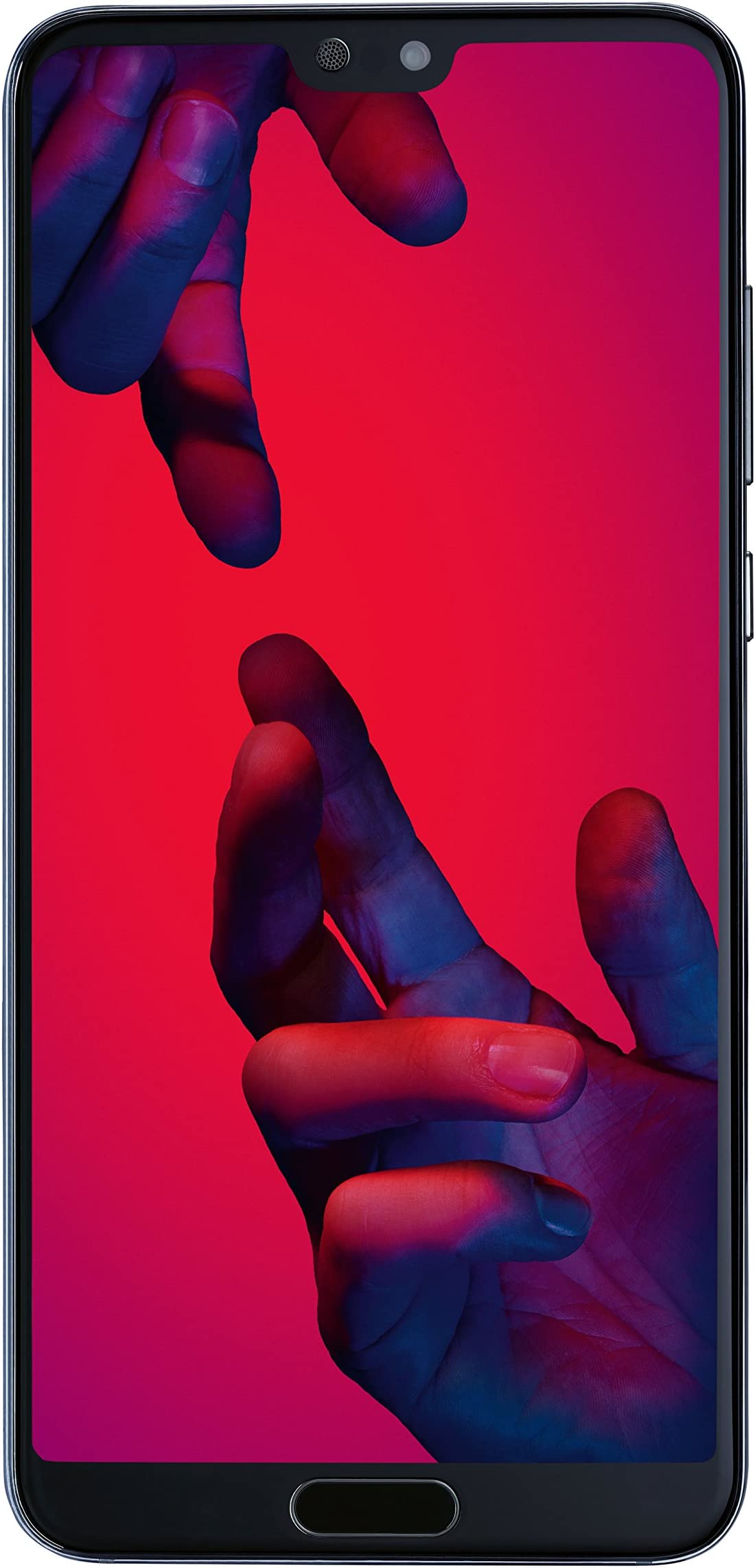 Huawei P20 Pro 128GB Dual-SIM Factory Unlocked 4G/LTE Smartphone (Midnight Blue) - International Version