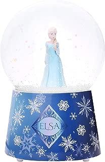 Trousselier TROUS98430 Elsa Frozen Snow Globe with Music - Blue