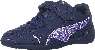 PUMA Kids' Tune Cat 3 Glam Velcro Sneaker