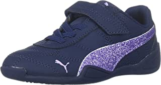Tune Cat 3 Glam Velcro Kids Sneaker