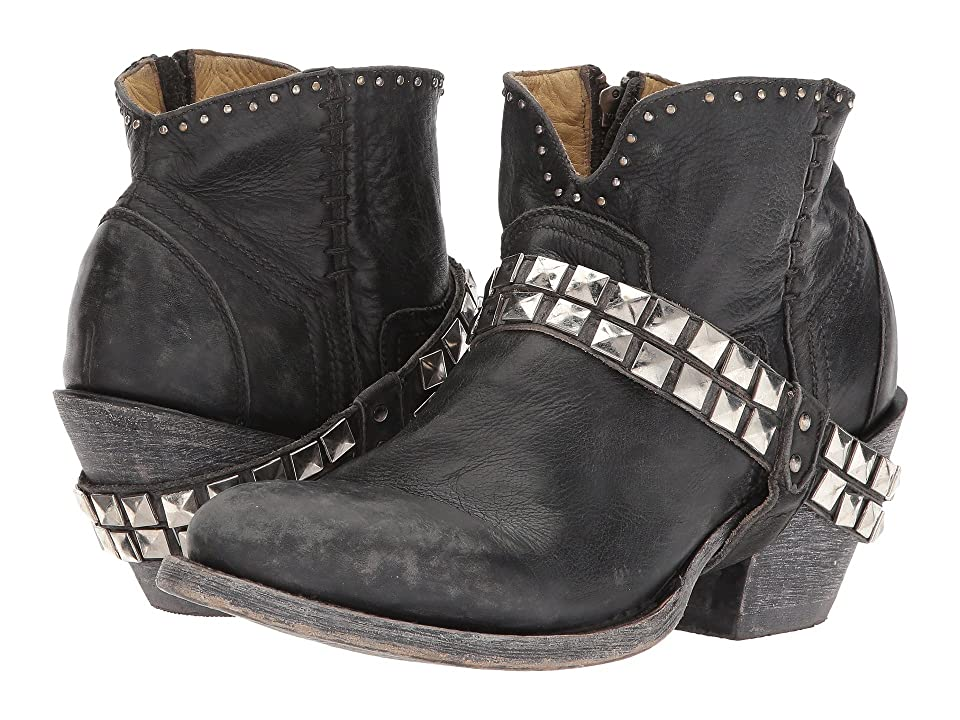 Corral Boots G1399 (Black) Cowboy Boots