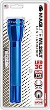 Mag Instrument 3 Cell C Maglite Led Flashlight Blister Pack ML25LT-S3116, Blue