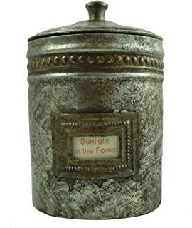 Himalayan Trading Post Sunlight in The Forest Scented Cafe Tin Candle, Soy Wax Candle