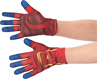 Rubie's Men's Captain Marvel Hero Look Adult Costume Gloves, Color As Shown, One Size