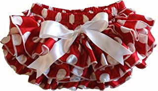 ES Kids Bloomers - Red with white dots, Red