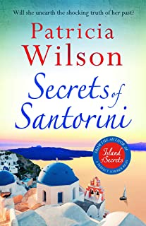Secrets of Santorini: Escape to the Greek Islands with this gorgeous beach read (English Edition)