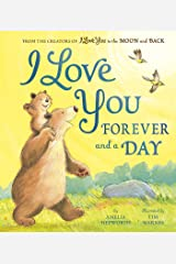 I Love You Forever and a Day Hardcover