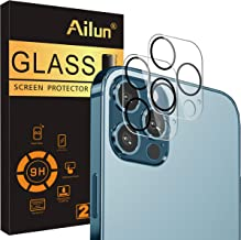 Ailun Camera Lens Screen Protector Compatible for iPhone...