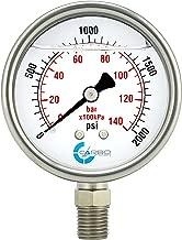 pitot pressure gauge